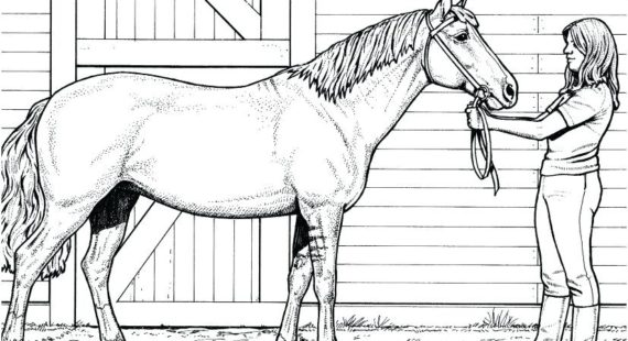 Coloring Pages Of Horses Printable Agen Judi Slot Online Indonesia Terpercaya